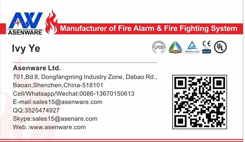 Asenware Fire System Contacrtor - Addis Ababa, Ethiopia