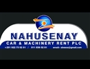Nahusenay Car & Machinery Rent Plc