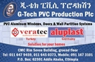 G-TECH ALU & PVC PRODUCTION PLC
