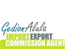 GEDION ALULA GENERAL IMPORT, EXPORT & COMMISSION AGENT