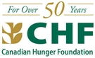 CHF (CANADIAN HUNGER FOUNDATION )