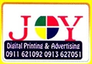 JOY DIGITAL ADVERTISING & PRINTING